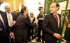 Rafael Mateos se negó a trocear la Alcaldía y Ciudadanos se replegó