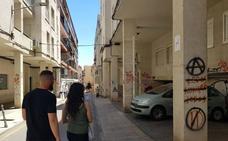 Arranca el proyecto para recuperar las fachadas de Hernando de Soto, en Cáceres