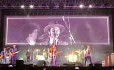 Leiva presentó en Cáceres su último disco