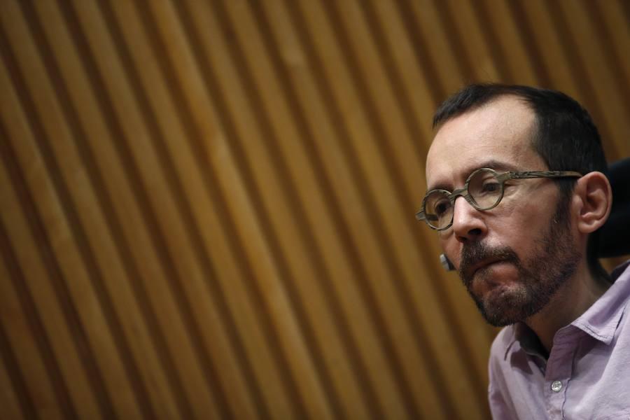 Demandan a Echenique por asegurar que la candidata en Avila fue violada