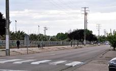 La avenida de las Olimpiadas de Don Benito permanecerá cortada al tráfico