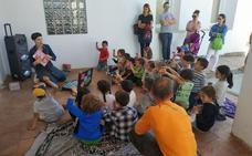 La asociación El tejado, centrada a dinamizar el aula de naturaleza