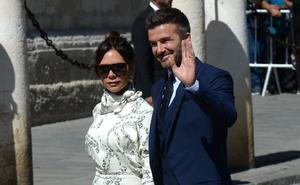 David y Victoria Beckham disfrutan de un fin de semana en Sevilla