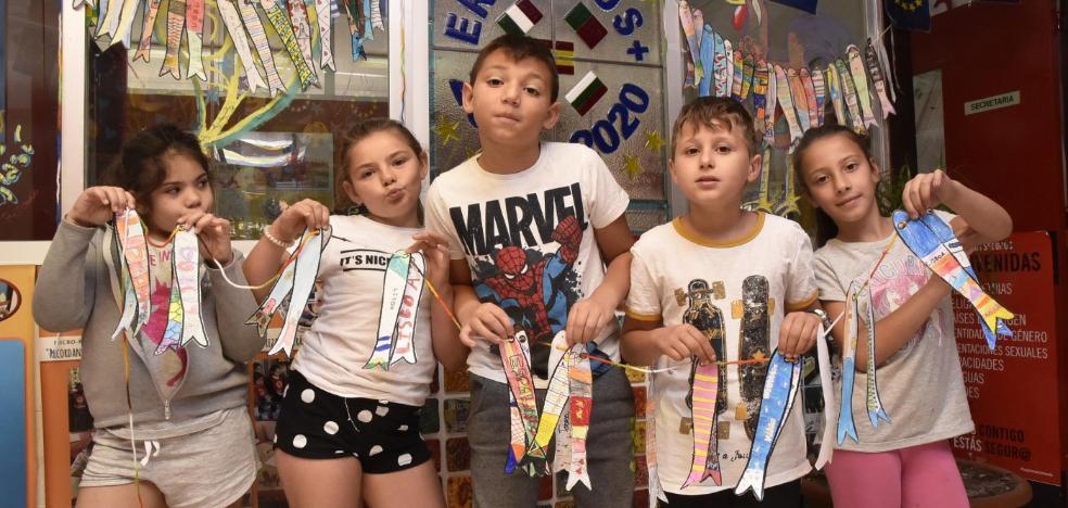 El Plan Portugal se mantendrá en 16 colegios de Badajoz el próximo curso
