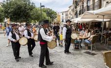 Una Feria desigual para los hosteleros