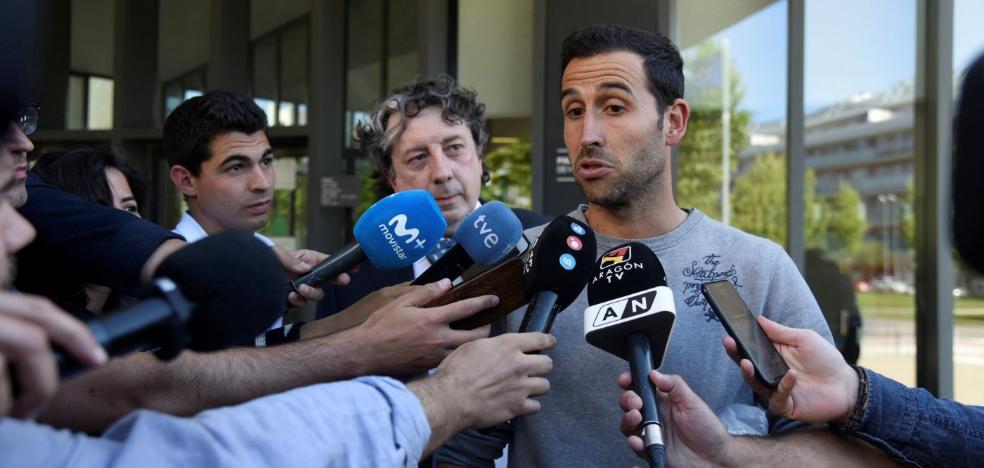 La Policía cree que Íñigo López y Lasaosa intentaron amañar un partido del Extremadura