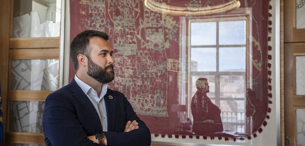 Luis Salaya: «La puerta del Gobierno municipal está abierta para Ciudadanos»