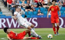 China 0-0 España