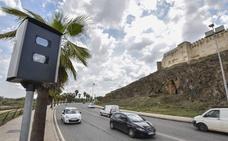 Más de 36.000 conductores de Badajoz son denunciados cada año por exceso de velocidad
