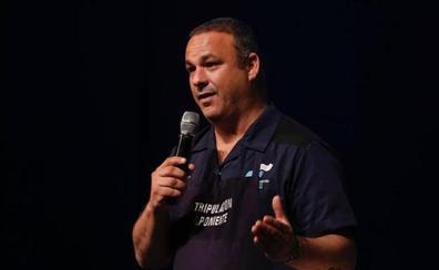 Ángel León anuncia en el Encuentro de los Mares que desafiará a la industria alimentaria con la comercialización de sus embutidos marinos