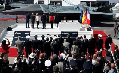 España se incorpora a la fabricación del avión de combate del futuro