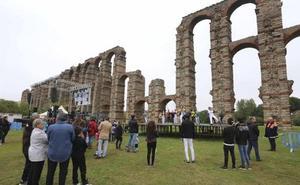 El Acueducto de los Milagros acoge el 22 de junio un Festival de Cooperación