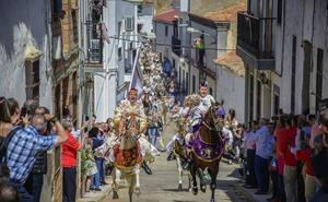Este fin de semana se celebra la Octava del Corpus de Peñalsordo, fiesta de interés regional