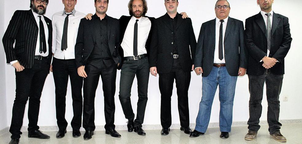 Vinilo Sánchez Band sopla veinte velas por la música de los sesenta