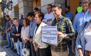 El PSOE no quiere coincidir con el edil de Vox en los actos contra la violencia de género