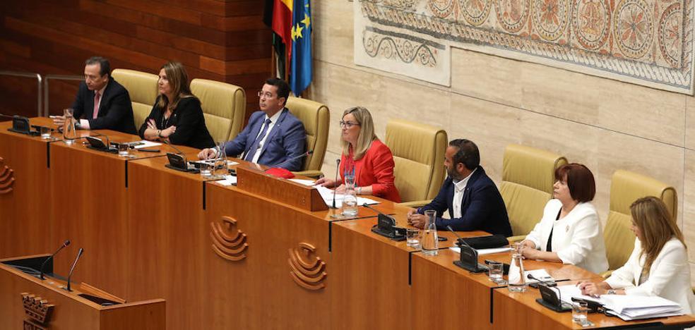 El PSOE asegura que no abusará de su mayoría en la nueva Asamblea