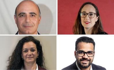 El PSOE elige doce nuevos diputados provinciales en Badajoz y mantiene a ocho