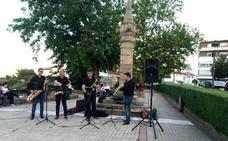 La música regresa al parque-mirador Los Bolos