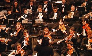 La Joven Orquesta Nacional de España cierra el Festival Ibérico en Badajoz