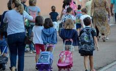 El 95% de los alumnos extremeños obtiene plaza en el centro elegido como primera opción