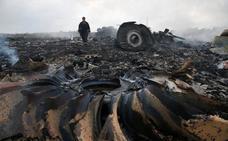 Cuatro acusados por el derribo del MH17