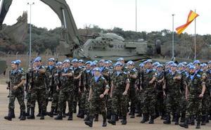 400 militares de la Brigada Extremadura XI viajarán a Letonia en dos semanas