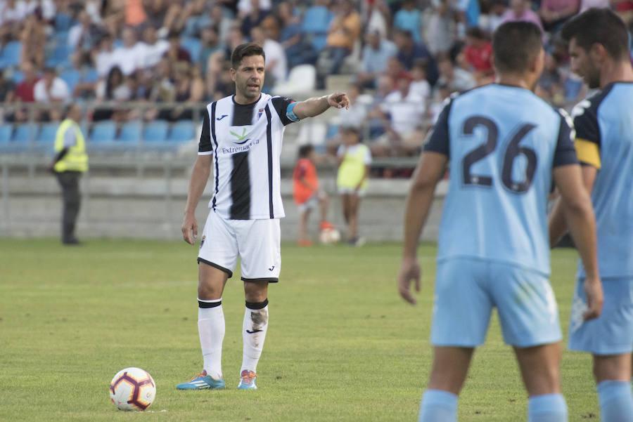 José Ángel no seguirá en el Badajoz