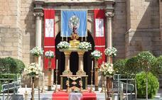 La procesión del Corpus Christi modifica el domingo su itinerario