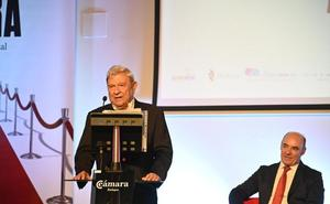 La Cámara de Comercio premia a Manuel Vázquez Gimón de Conesa