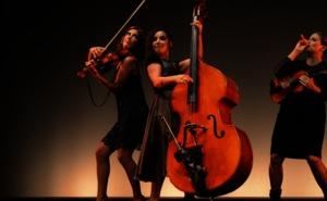 Funamviolistas abren los conciertos del MUBA
