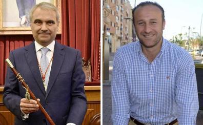 Fragoso y Lobato entran en la Diputación de Badajoz por el grupo popular