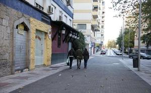 Dos años de cárcel por agredir con navaja a un joven que tropezó con su novia en Cáceres