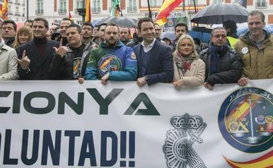 Jupol, el sindicato al que se vincula con Vox, arrasa en la Policía Nacional