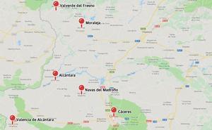 Seis municipios cacereños tendrán puntos de recarga de vehículos eléctricos