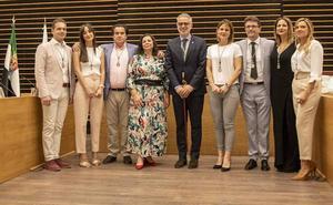 Las mujeres son mayoría en el gobierno local de Herrera del Duque