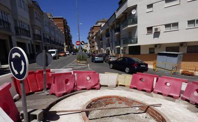 Las obras del Aepsa tienen de plazo para acabar hasta el 30 de septiembre