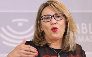 Cristina Teniente repetirá como portavoz del PP en la Asamblea