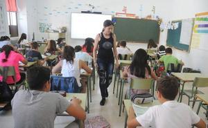 Las ocho zonas de las lista de espera para docentes entran en vigor este viernes