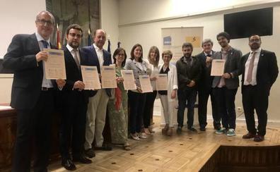 La UEx recibe siete sellos de calidad internacional Euro-Ace