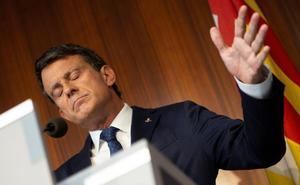 Valls, demasiado para Rivera
