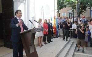 Vara tomará posesión como presidente de la Junta el 27 en la plaza exterior de la Asamblea