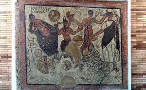Una muestra sobre el dios Dionysos-Baco abre la temporada estival del MNAR