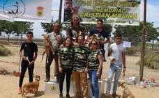 Más de 30 podencos participan en el I Memorial Cristian Molina