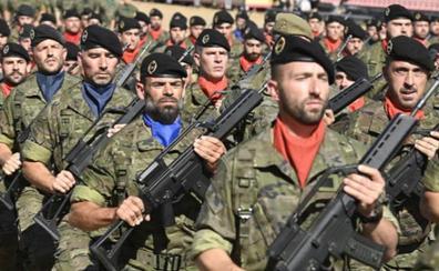Los militares extremeños vuelven a Letonia en julio y en noviembre a Irak