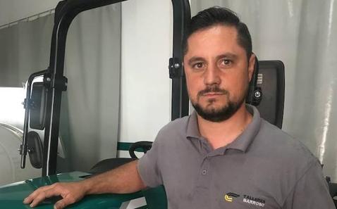 «La maquinaria agrícola se renueva continuamente»