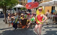 La Feria de Día de Badajoz, en horas bajas