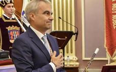 El alcalde de Badajoz anuncia que en breve deberá hacer algunas delegaciones de competencias