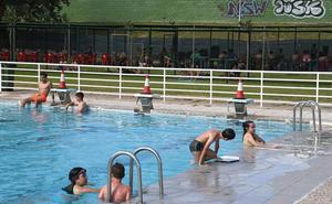 El verano llega a Extremadura con subida de temperaturas hasta los 35 grados