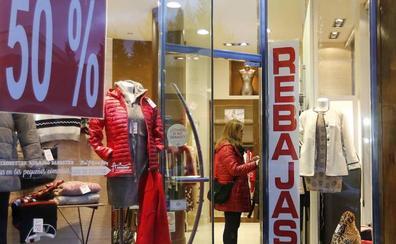 Las tiendas prevén subir las ventas un 3% estas rebajas