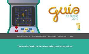La UEx presenta su oferta educativa para el curso 2019-2020
